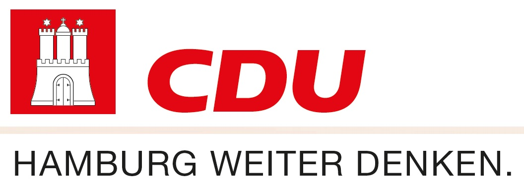 CDU Fuhlsbüttel, Ohlsdorf und Klein Borstel Logo
